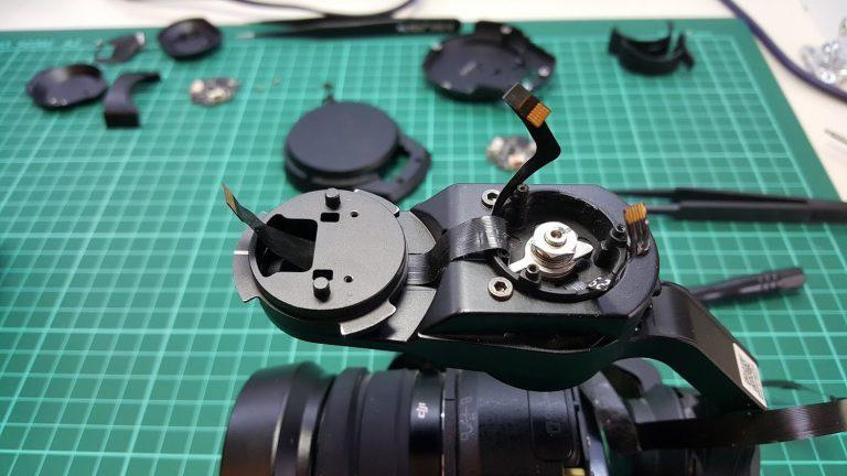 Zenmuse X5 Kamera